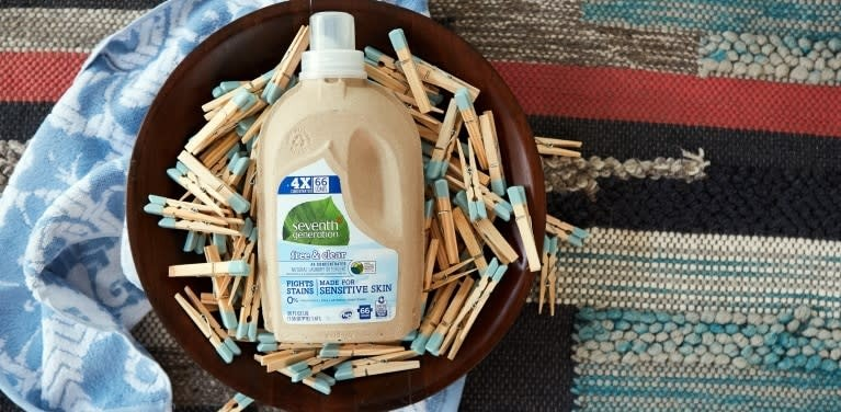 Free & Clear Ultra Concentrated Washing Liquid